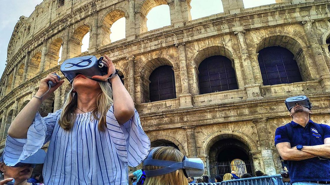 Ancient and Recent - Colosseo Tour Realtà Virtuale