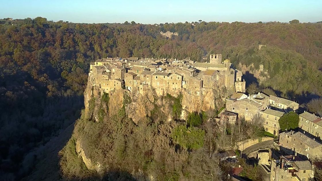 Virtual Tour di Calcata