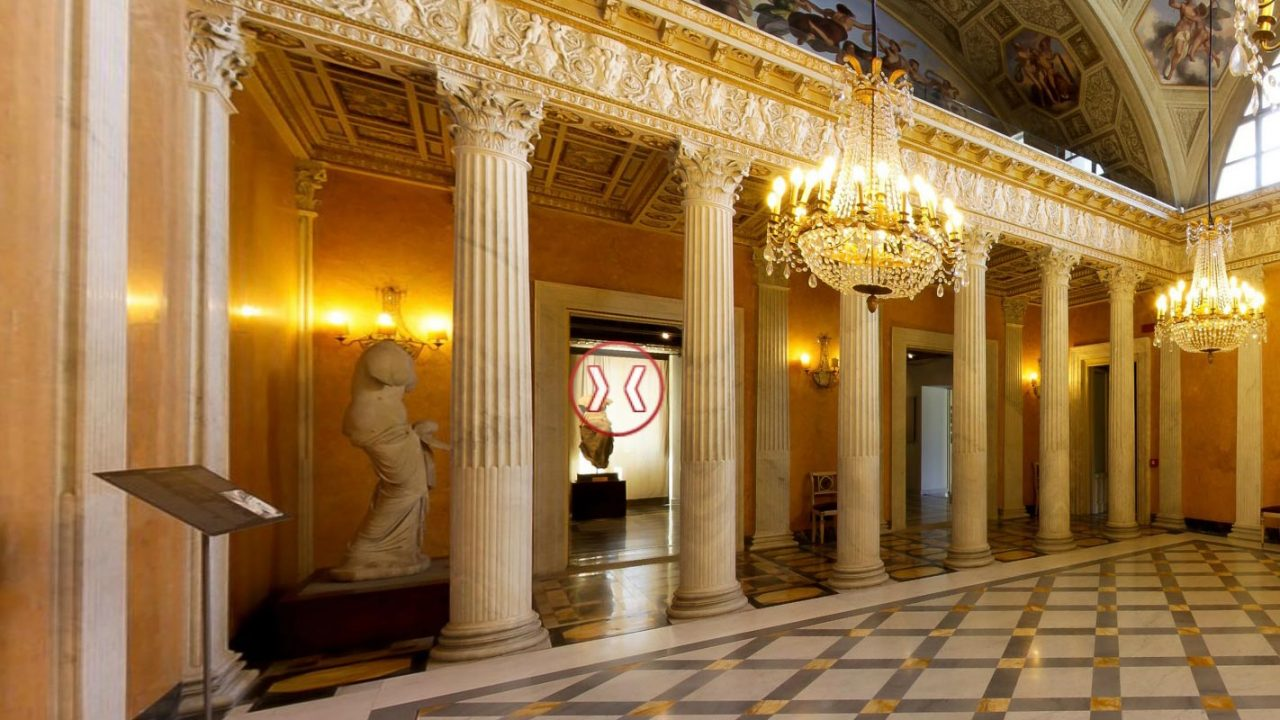 Virtual Tour Villa Torlonia