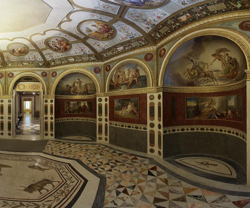 Casino Nobile Villa Torlonia - Immersive