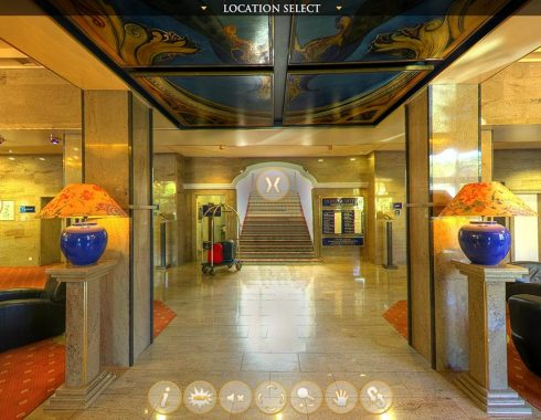 Virtual Tour Domina Kurhaus & Conference Park hotel