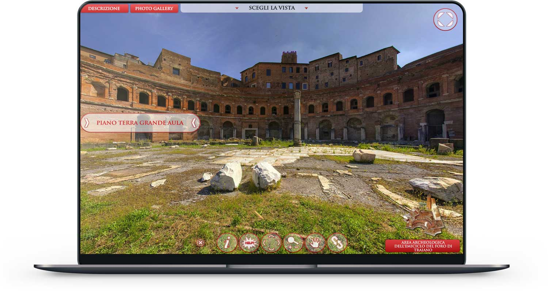 Mercati di Traiano - Immersive
