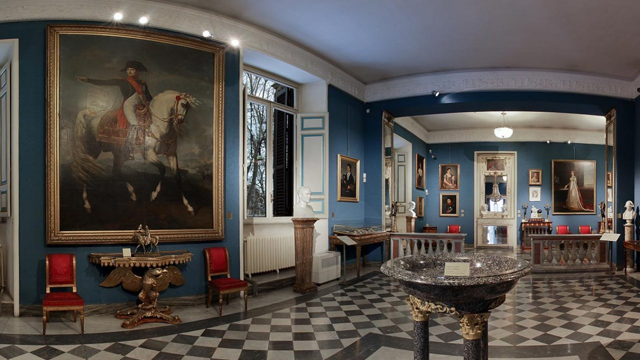 Virtual Tour Museo Napoleonico