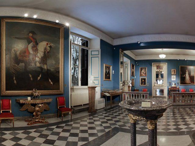 Virtual Tour Museo Napoleonico