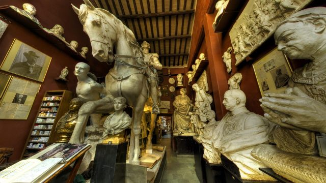ristorante museo atelier Canova Tadolini
