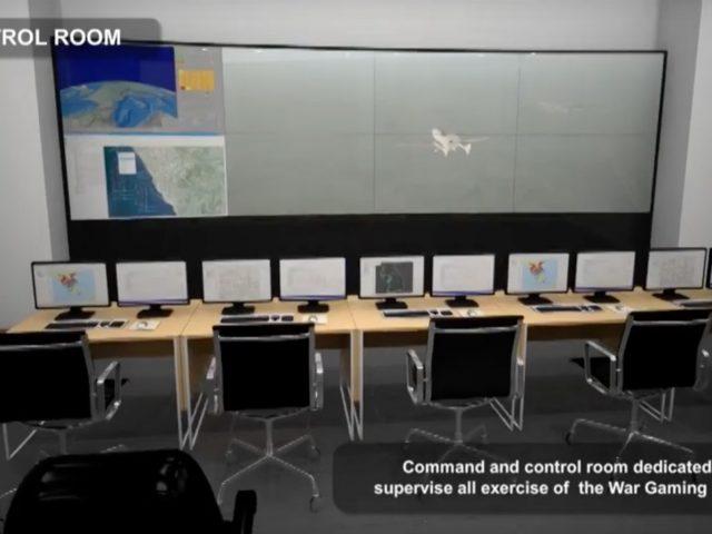 Video 3D per Selex ES