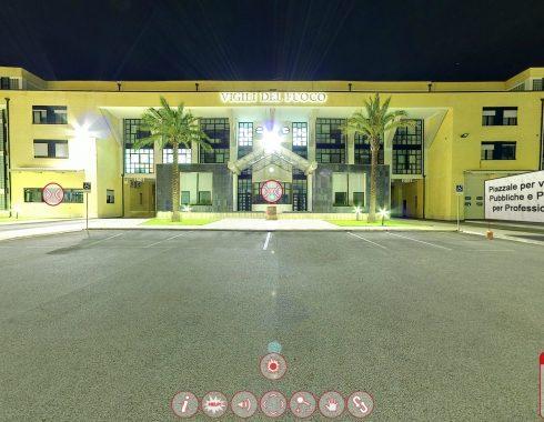 Virtual Tour Vigili del Fuoco