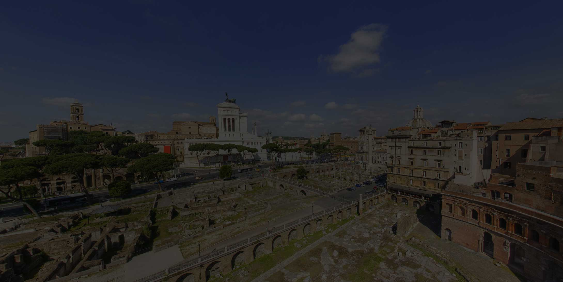 Virtual Tour Mercati di Traiano - Immersive